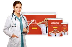 wordpress para medicos y salud