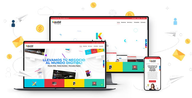 paginas web responsive en wordpress